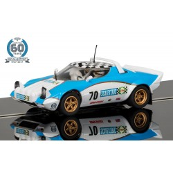Scalextric 60th Anniversary Collection - 1970s,3827a, Lancia Stratos Limited Edition