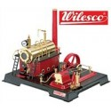 Machines à vapeur Wilesco