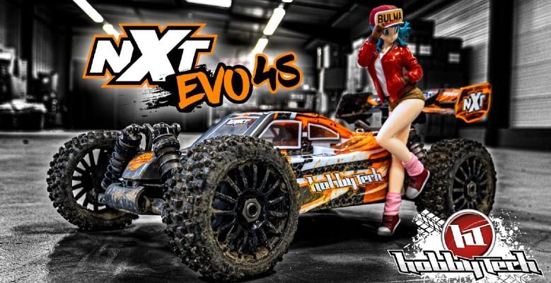 Hobbytech SPIRIT NXT EVO BRUSHLESS 4S RTR